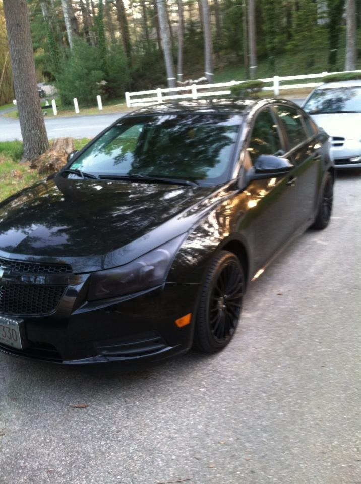 Black Chevy Cruze >> juice911 2011 Chevrolet CruzeLTZ Specs, Photos, Modification Info at CarDomain