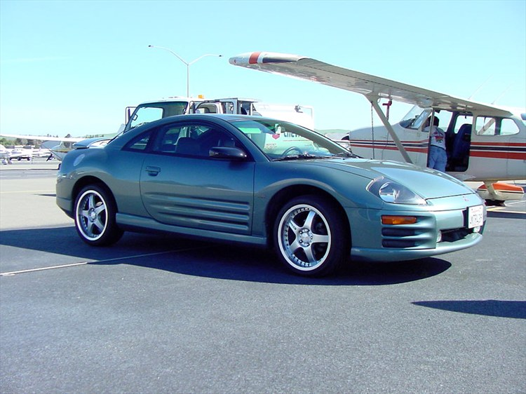 2000 Eclipse GT - 16031273