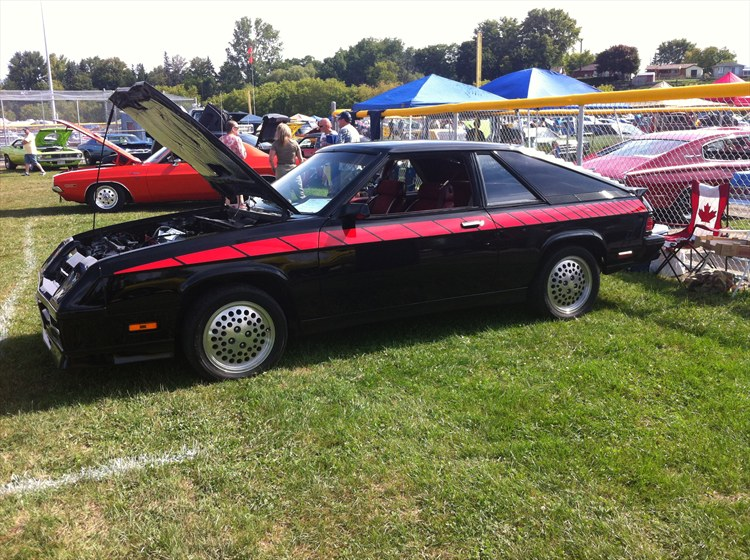 Another TurboTurismo 1984 Plymouth Turismo post... - 16091244