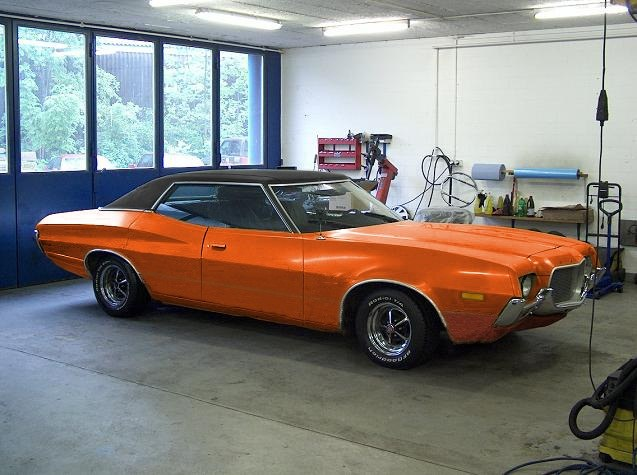 Another Alientec 1972 Ford Gran Torino post... - 16121244
