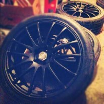 i painted my rims AGAIN!!!! - 16331236