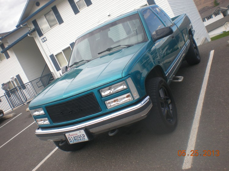 1992 Chevrolet C/K Pick-Up