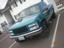 kid canadian 1992 Chevrolet C/K Pick-Up