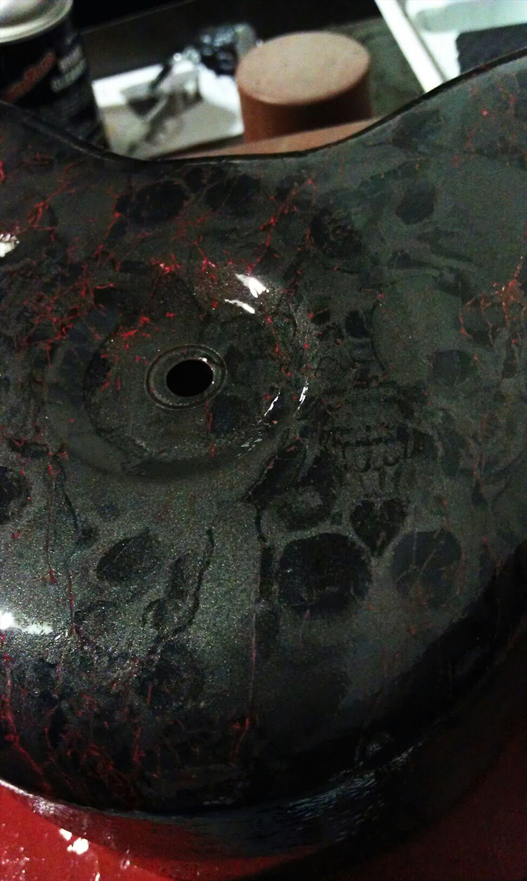 Hydro dipped air cleaner - 16082240