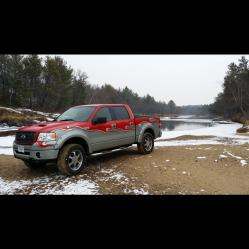 mcaliff 2006 Ford F150 SuperCrew Cab
