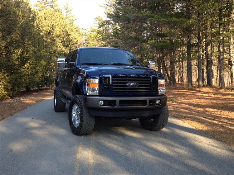ssjoshua247 2009 ford f250 super duty crew cabfx4 pickup 4d 6 3 4 ft specs photos modification. Black Bedroom Furniture Sets. Home Design Ideas