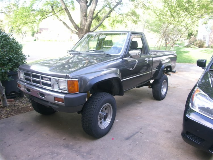 1984 Toyota Pickup Expedition Rig and Daily Driver - 16042266