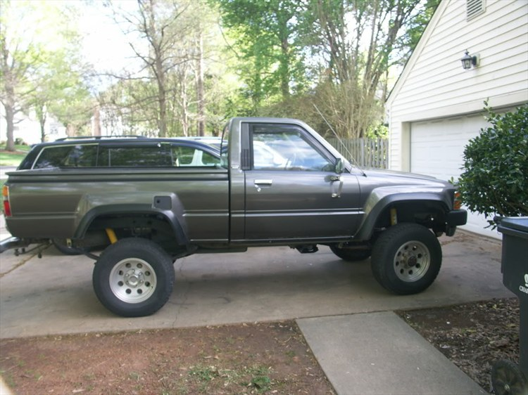 1984 Toyota Pickup Expedition Rig and Daily Driver - 16042267