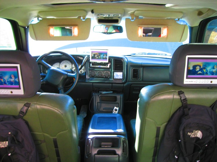One of the best OEM custom interiors ever! - 16122238