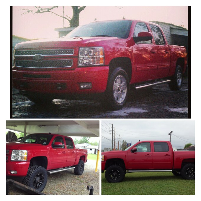 2013 lifted RED MAN - 16243200