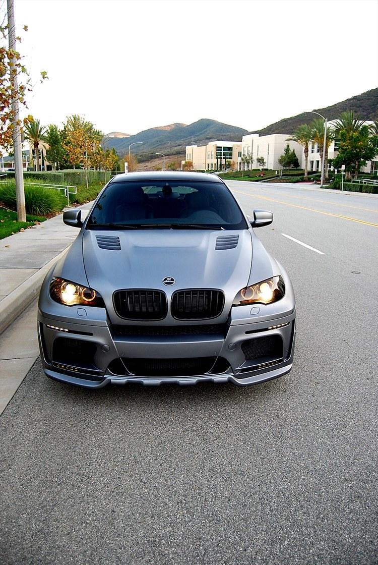 West Coast Motorsport 2012 Bmw X6 M Specs Photos