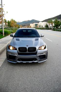 west_coast1 2012 BMW X6 M