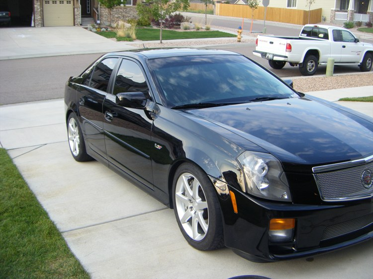 joefus25 39 s 2005 cadillac cts cts v sedan 4d in colorado. Black Bedroom Furniture Sets. Home Design Ideas