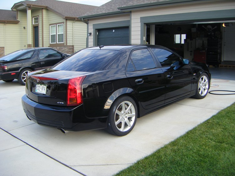 Another joefus25 2005 Cadillac CTS post... - 16093269