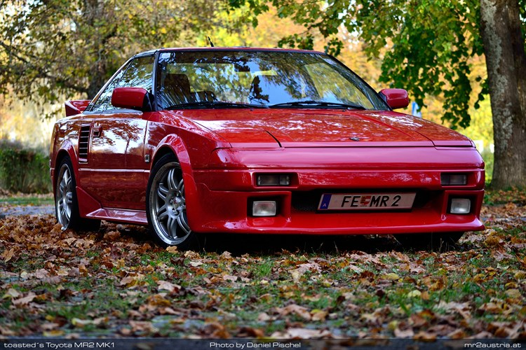 Another toasted84 1987 Toyota MR2 post... - 16354202