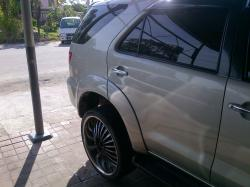 macelm 2006 Toyota Fortuner