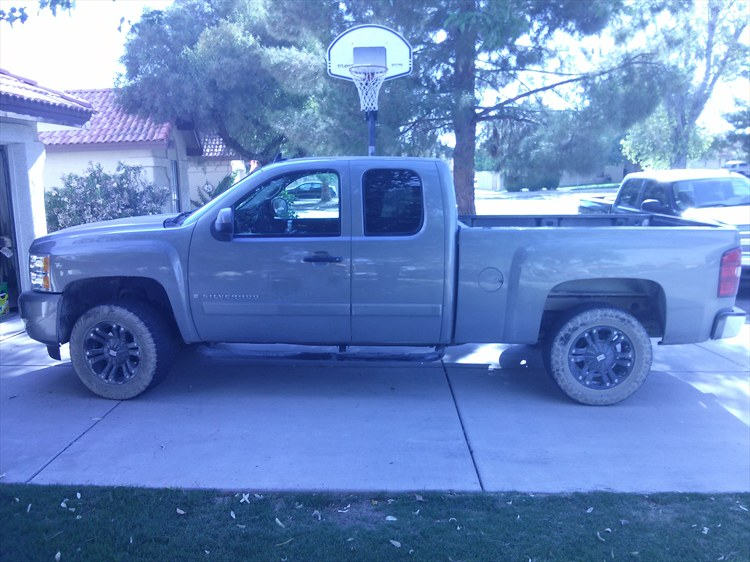 "photo of 07 chevy extended cab в""– 104482"