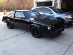 Choptop54s 1986 Buick Grand National