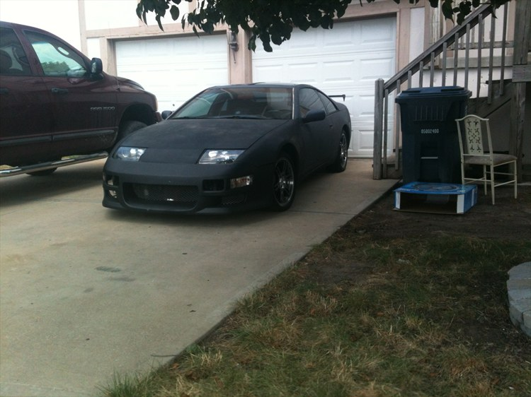 nothoughts21 1990 Nissan 300ZX