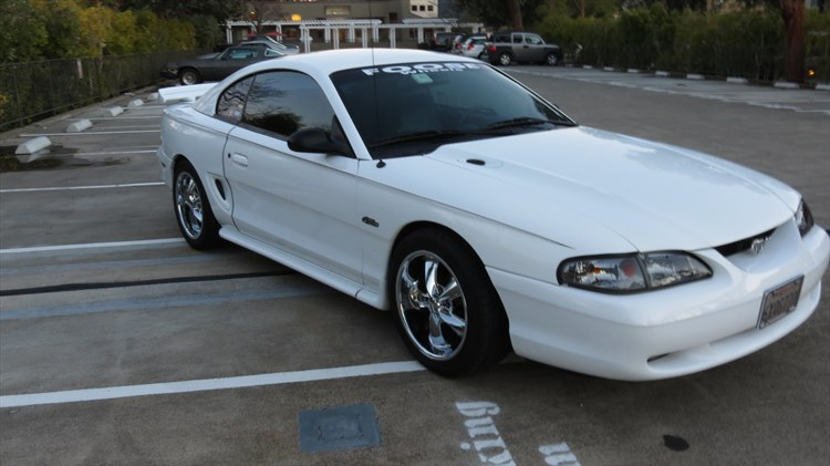 gangsterbeagle 1996 ford mustanggt coupe 2d specs photos. Black Bedroom Furniture Sets. Home Design Ideas