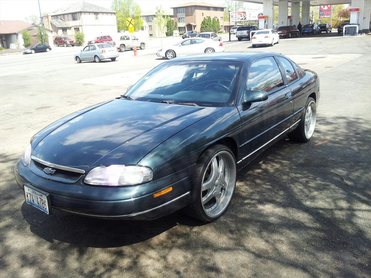 Another Chi-townRidah 1996 Chevrolet Monte Carlo post... - 16015273