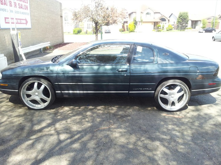 Another Chi-townRidah 1996 Chevrolet Monte Carlo post... - 16015275