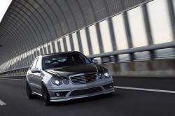 officem's 2008 Mercedes-Benz E-Class