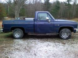 tn88steps 1986 GMC Sierra 1500 Regular Cab