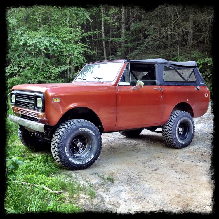 Mikewithered 1980 International Scout Ii Specs Photos