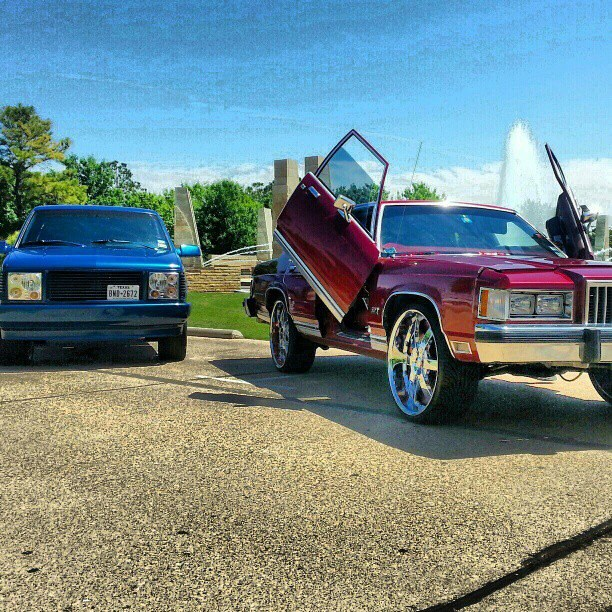 Another WESTSIDE12 1985 Mercury Grand Marquis post... - 16197267