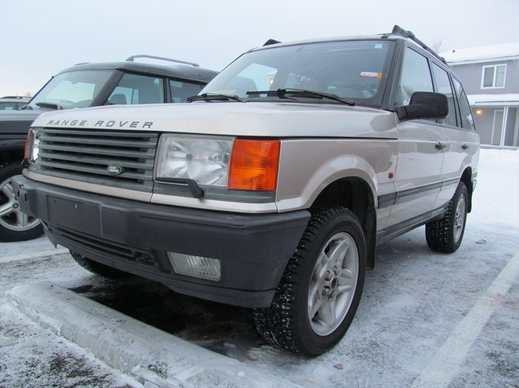 1998 Land Rover Range Rover - Information and photos ... |Red 1998 Land Rover