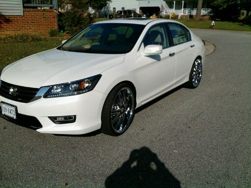 Miraclewhip22 S 2013 Honda Accord In Newport News Va