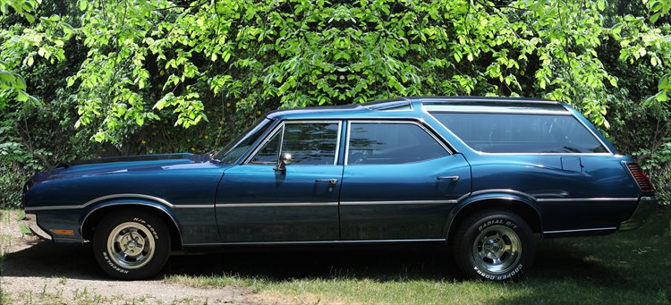Olds Vista Cruiser - 16228225