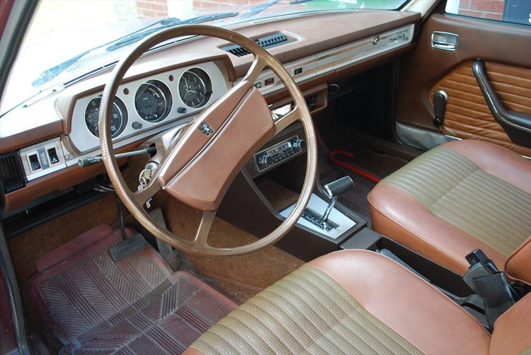 Image gallery peugeot 504 interior for Interieur 504 coupe