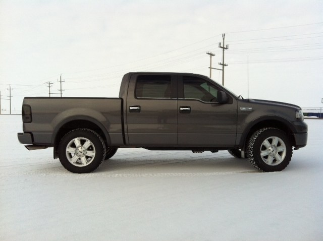 Another escaped18 2007 Ford F150 SuperCrew Cab post... - 16119292