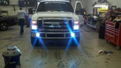 Mp3Racin 2008 Ford F250 Super Duty Crew Cab