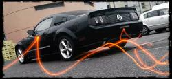 LionFX 2005 Ford Mustang