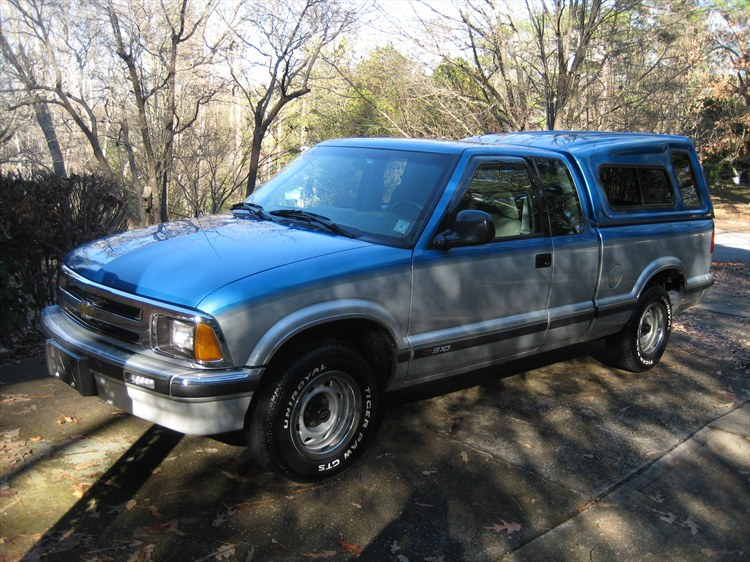 91lxproject 1994 Chevrolet S10-Extended-Cab