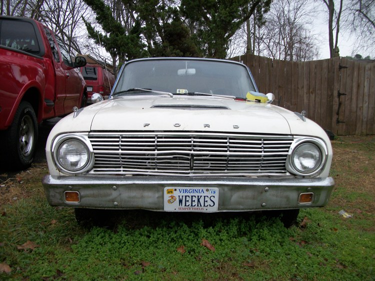 Another MyPlague5 1963 Ford Falcon post... - 16090301