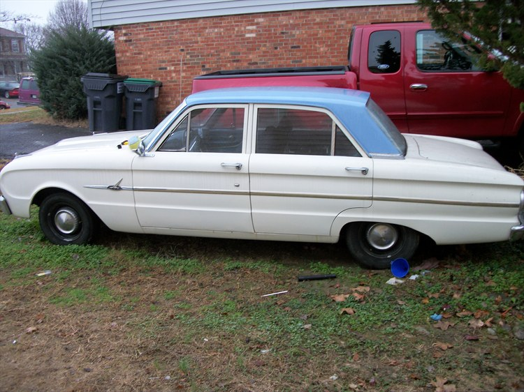 Another MyPlague5 1963 Ford Falcon post... - 16090302