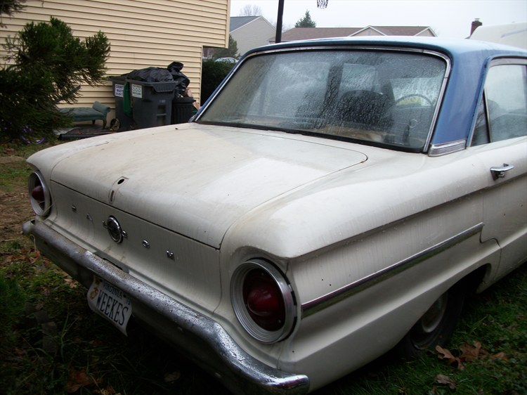 Another MyPlague5 1963 Ford Falcon post... - 16090312