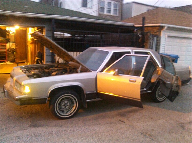 Another cldr7mario 1989 Mercury Grand Marquis post... - 16020334