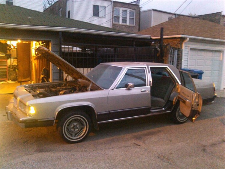 Another cldr7mario 1989 Mercury Grand Marquis post... - 16020335