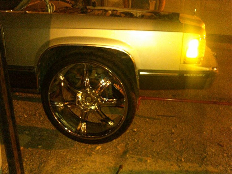 Another cldr7mario 1989 Mercury Grand Marquis post... - 16020336