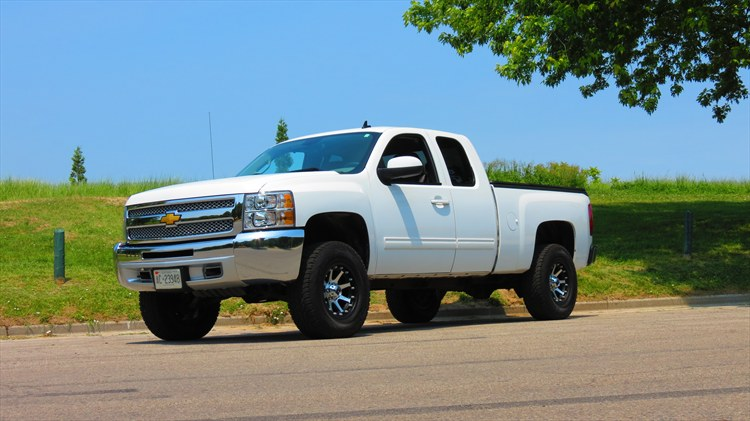 "photo of 07 chevy extended cab в""– 104480"