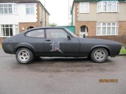 Major Tom 1984 Ford Capri