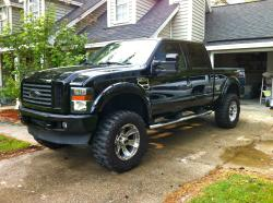 cwheeler 2008 Ford F250 Super Duty Crew Cab