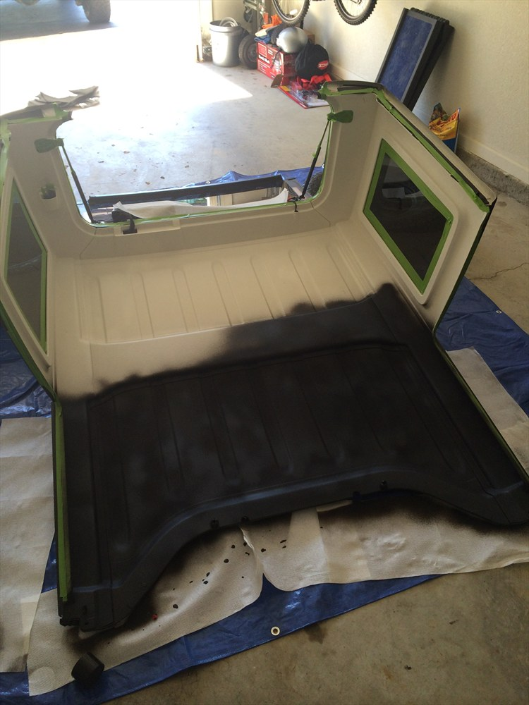 Painted Inside of Hardtop - 16351326
