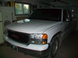 2001GMCSierra