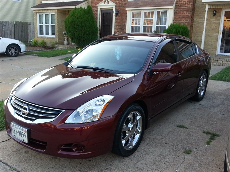 bignard71 2012 nissan altima specs photos modification. Black Bedroom Furniture Sets. Home Design Ideas